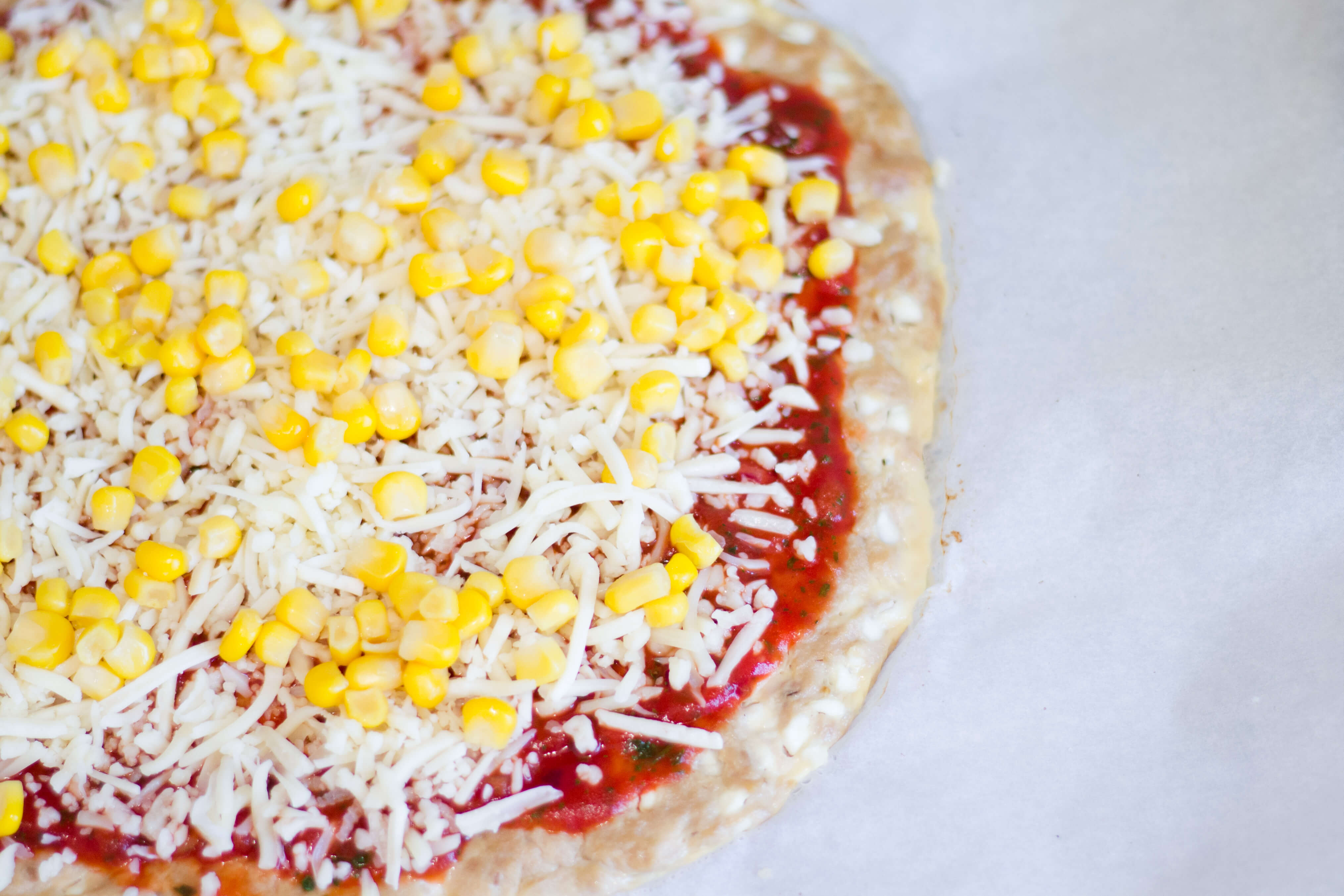 Low Carb Pizza Thunfisch