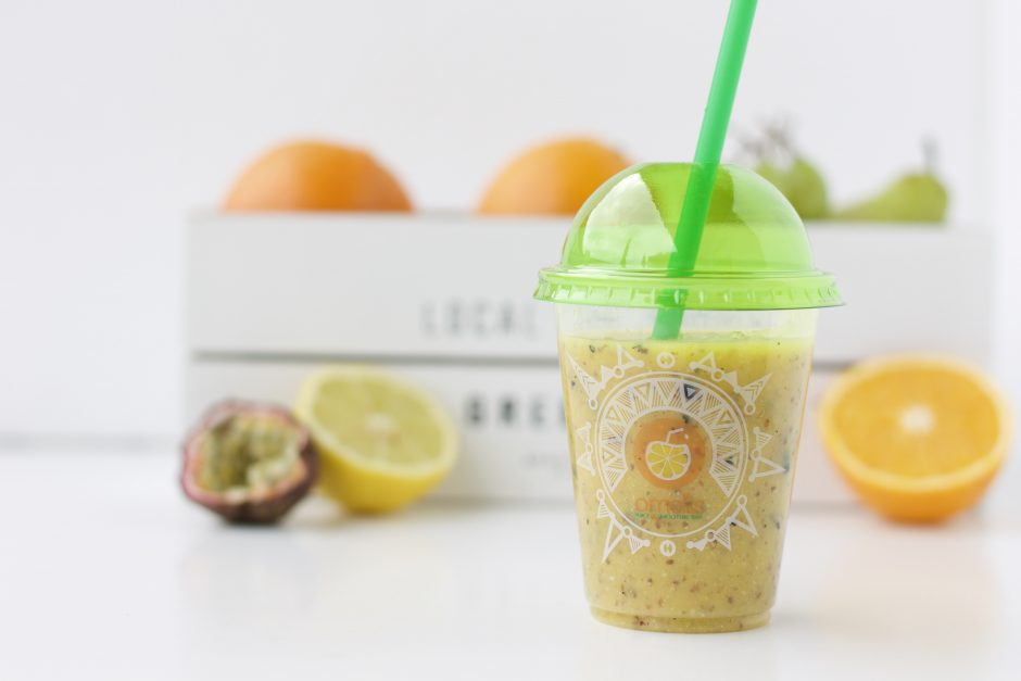 omellis super food smoothie - fitfunfruits